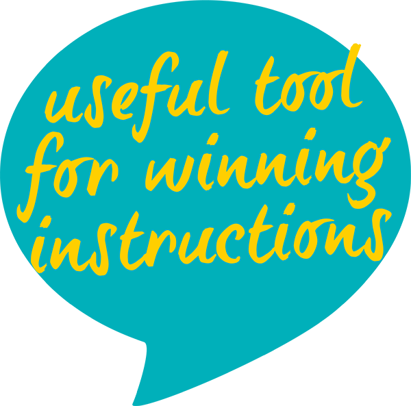 useful tool for winning instructions